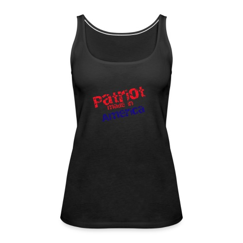 Patriot mug - Women's Premium Tank Top