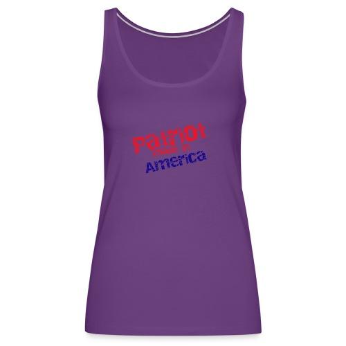 Patriot mug - Women's Premium Tank Top