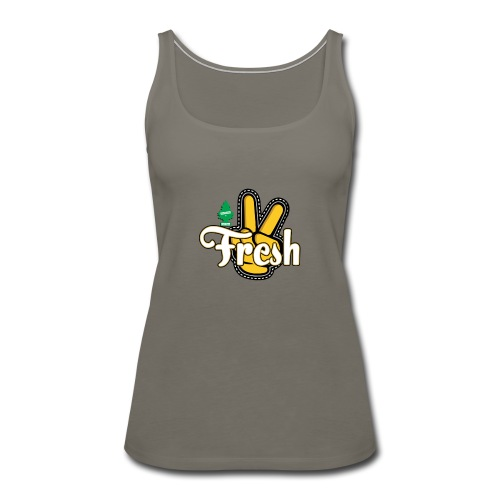 2Fresh2Clean - Women's Premium Tank Top