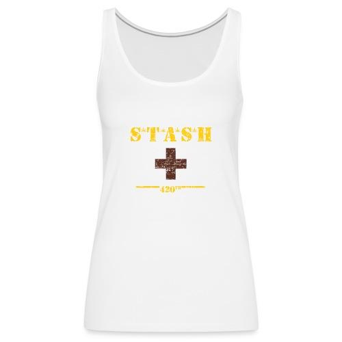STASH-Final - Women's Premium Tank Top