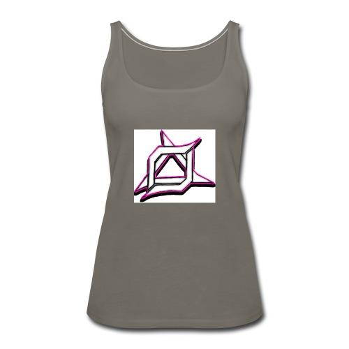 Oma Alliance Pink - Women's Premium Tank Top
