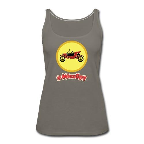 Mr. Toad Motorcar Explorer Badge - Women's Premium Tank Top
