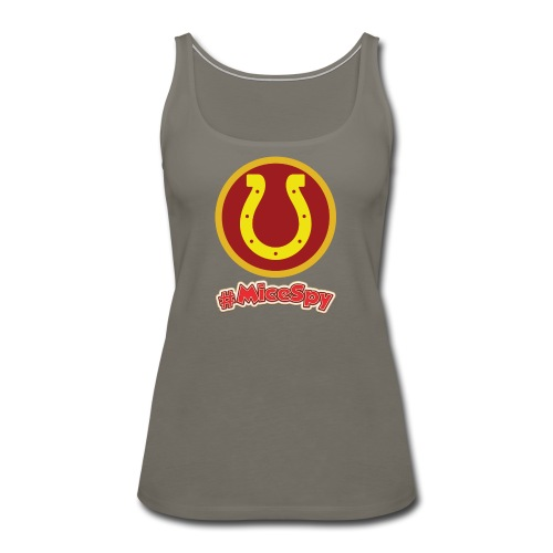 Golden Horseshoe Explorer Badge - Women's Premium Tank Top