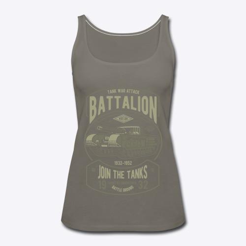Battalion - Women's Premium Tank Top