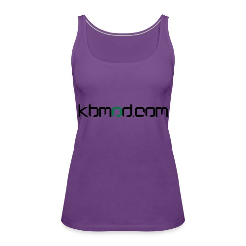kbmoddotcom - Women's Premium Tank Top