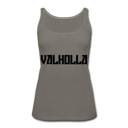 valholla futureprint - Women's Premium Tank Top