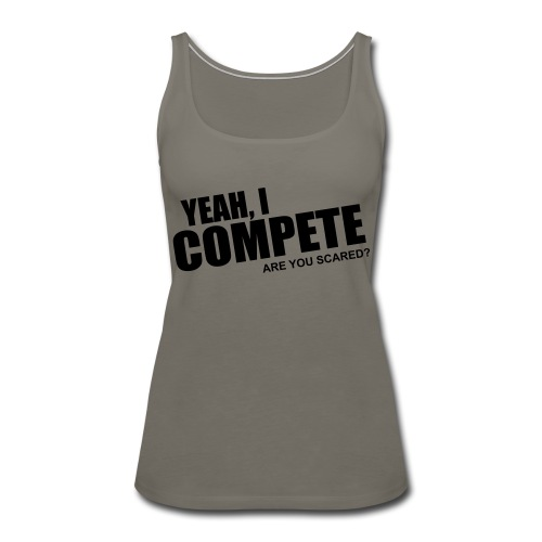 compete - Women's Premium Tank Top