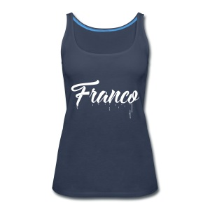 Franco Paint - Women's Premium Tank Top