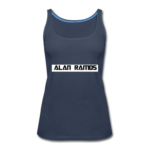alan ramos jacket & hoodie - Women's Premium Tank Top