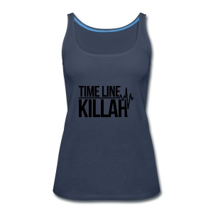 Timeline Killah - Women's Premium Tank Top