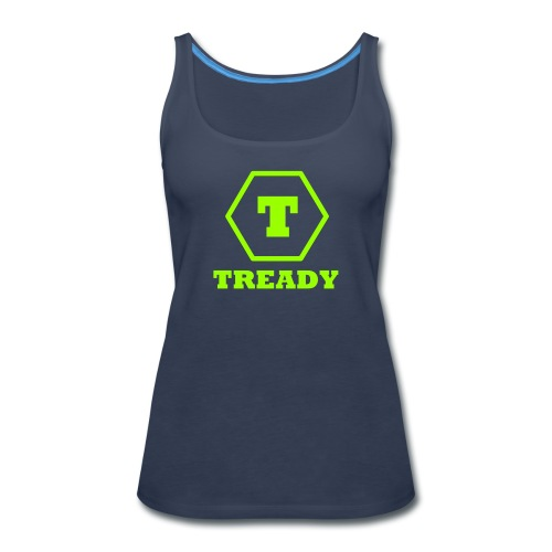 Tready - Women's Premium Tank Top