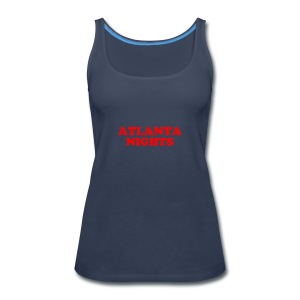 ATL NIGHTS - Women's Premium Tank Top