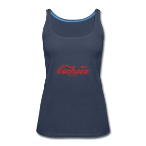 sumer drinks - Women's Premium Tank Top