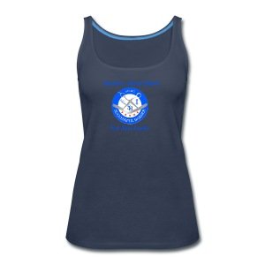 Barbershop Books - Women's Premium Tank Top