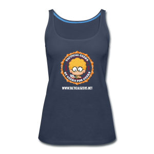 Tactical Geeks - Women's Premium Tank Top