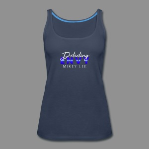 DETECTING ENVY TITLE - Women's Premium Tank Top