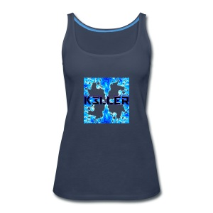 My Main Logo - Women's Premium Tank Top