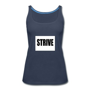 strive - Women's Premium Tank Top