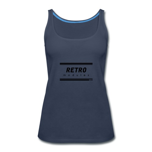 Retro Modules - Women's Premium Tank Top