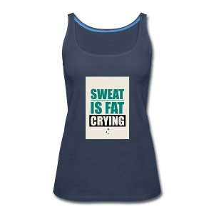 Gym Motivation 2017 Tank Top - Women's Premium Tank Top
