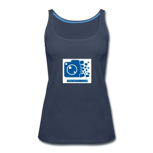 Proximity Films official logo - Women's Premium Tank Top
