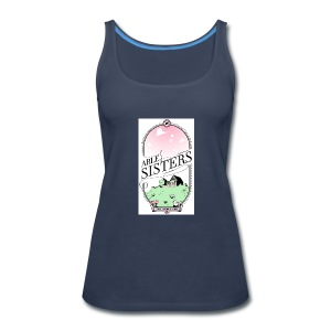 The Able Sisters - Women's Premium Tank Top