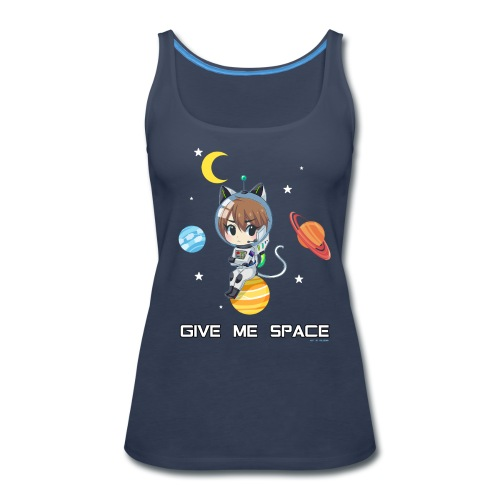 Give me space - Women's Premium Tank Top