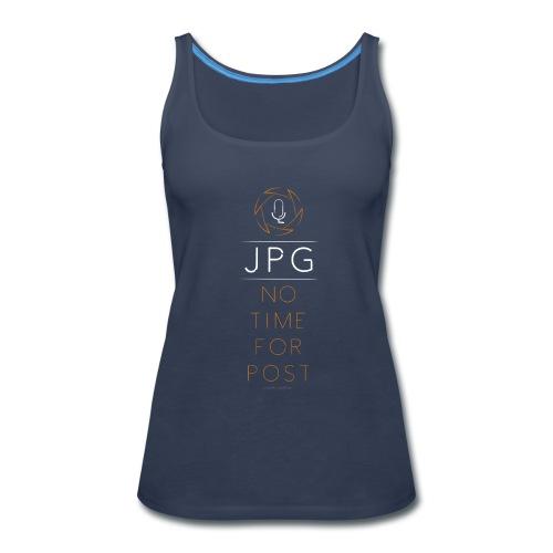 For the JPG Shooter - Women's Premium Tank Top
