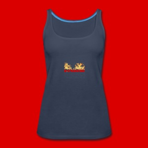 Official M.O.S Hoodie - Women's Premium Tank Top