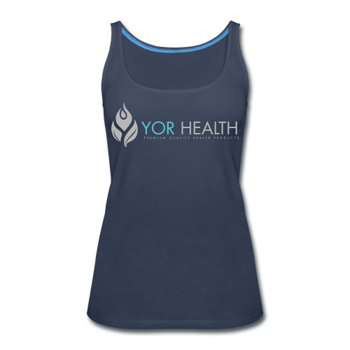 YOR Health png - Women's Premium Tank Top