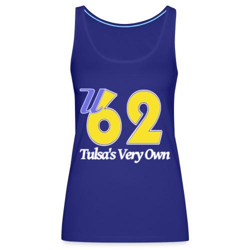 U62 - Women's Premium Tank Top