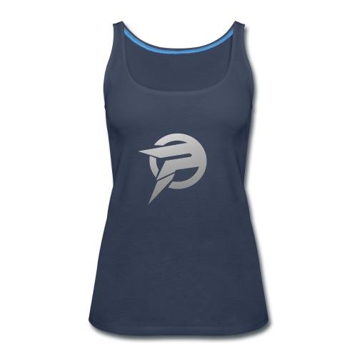 2dlogopath - Women's Premium Tank Top