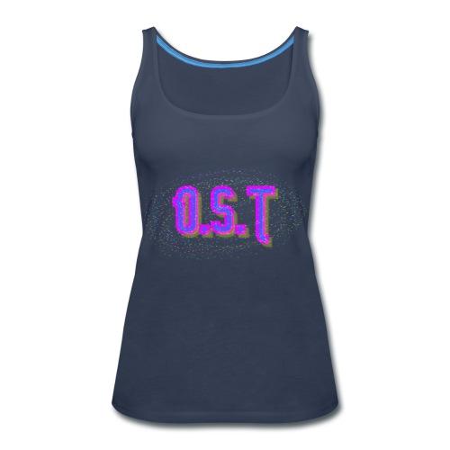 Ost Logo - Women's Premium Tank Top