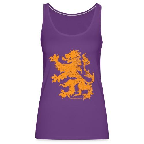 Dutch Lion - Women's Premium Tank Top