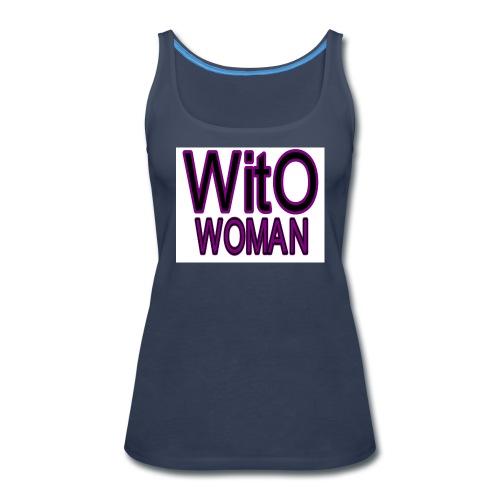 WWOMAN2 - Women's Premium Tank Top