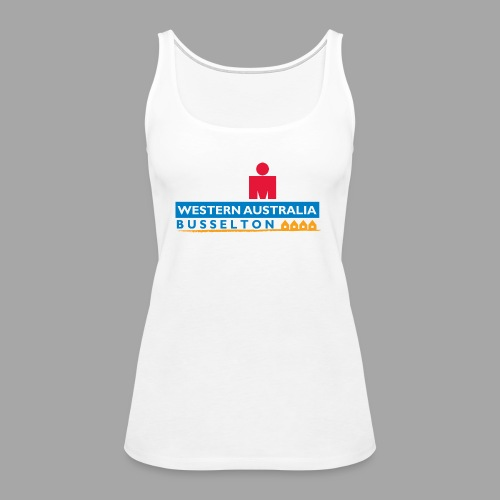 im western australia it alt - Women's Premium Tank Top