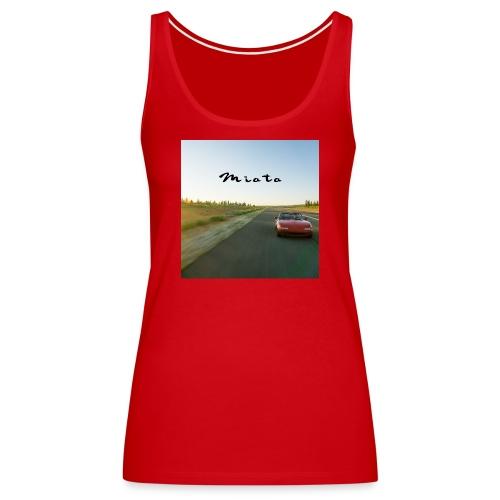 Miata Zen - Women's Premium Tank Top