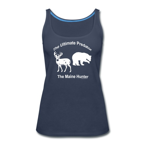 Ultimate Predator - Women's Premium Tank Top