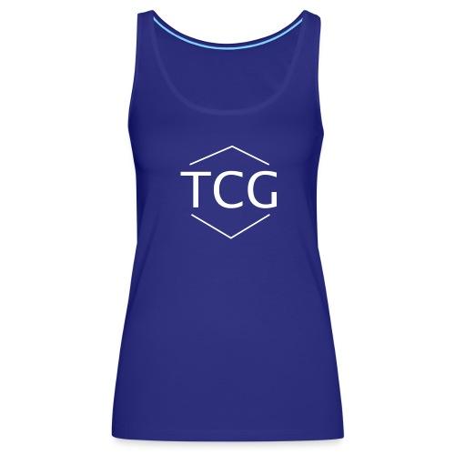Simple Tcg hoodie - Women's Premium Tank Top