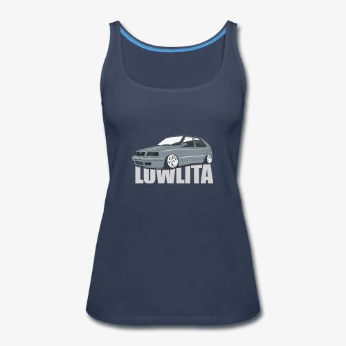 felicia lowlita - Women's Premium Tank Top
