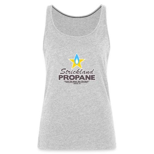 Strickland Propane Mens American Apparel Tee - Women's Premium Tank Top