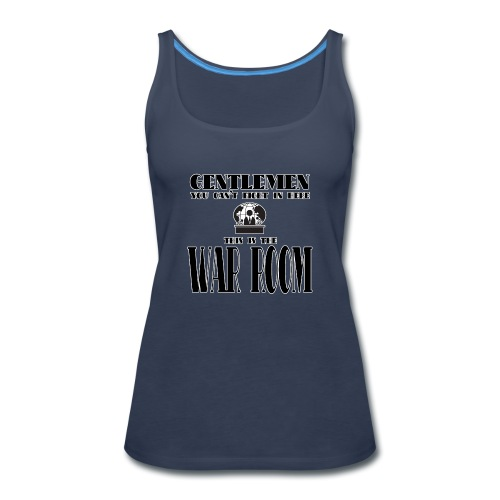 gentlemenwarroom - Women's Premium Tank Top