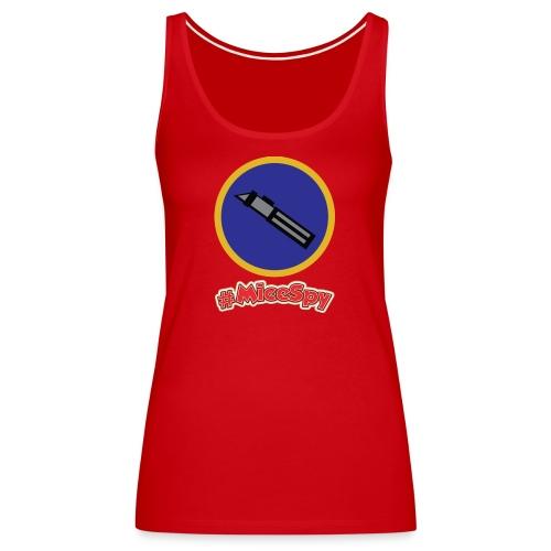 Star Wars Launch Bay Explorer Badge - Women's Premium Tank Top