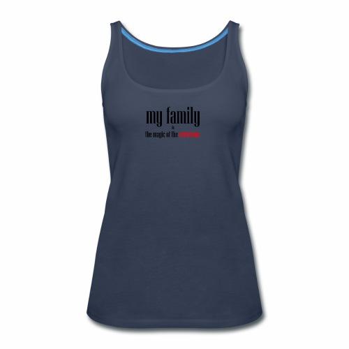 my family - Women's Premium Tank Top