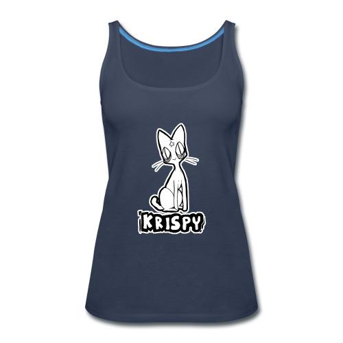 KRISPY - Women's Premium Tank Top