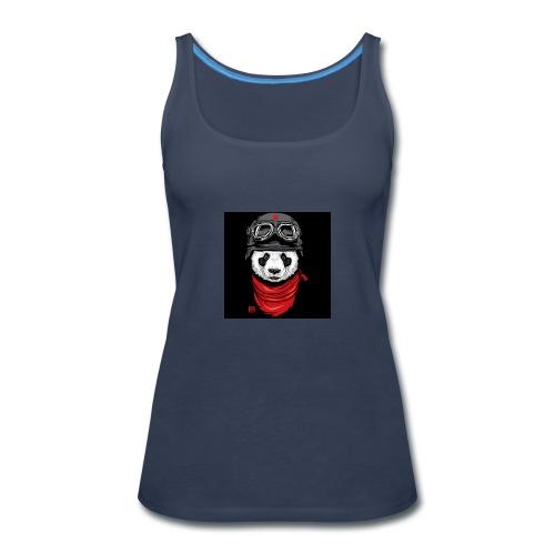 Panda - Women's Premium Tank Top