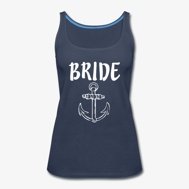 22+ Bride With Anchor SVG