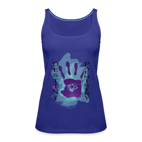 logo destiny new design 2 - Women's Premium Tank Top