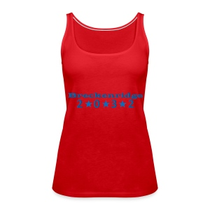 Red 2032 - Women's Premium Tank Top