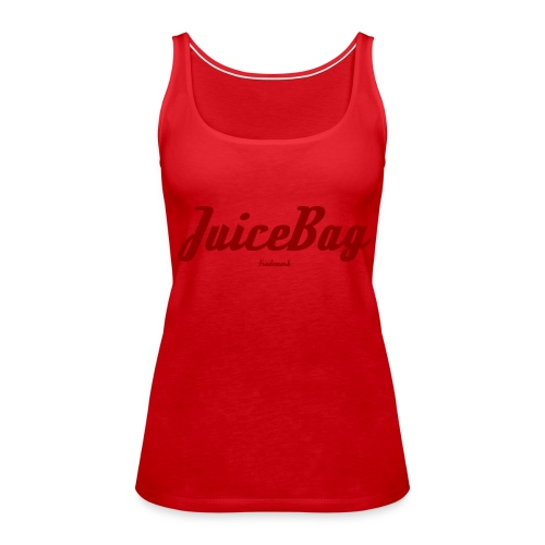 Juicebag red - Women's Premium Tank Top